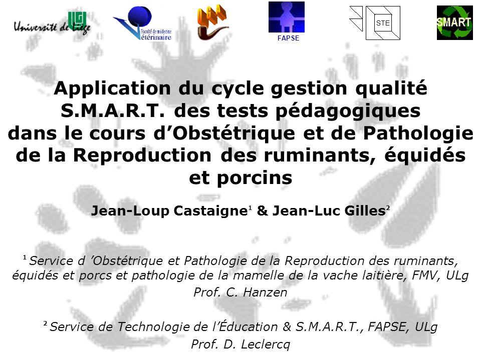 Jean-Loup Castaigne1 & Jean-Luc Gilles2