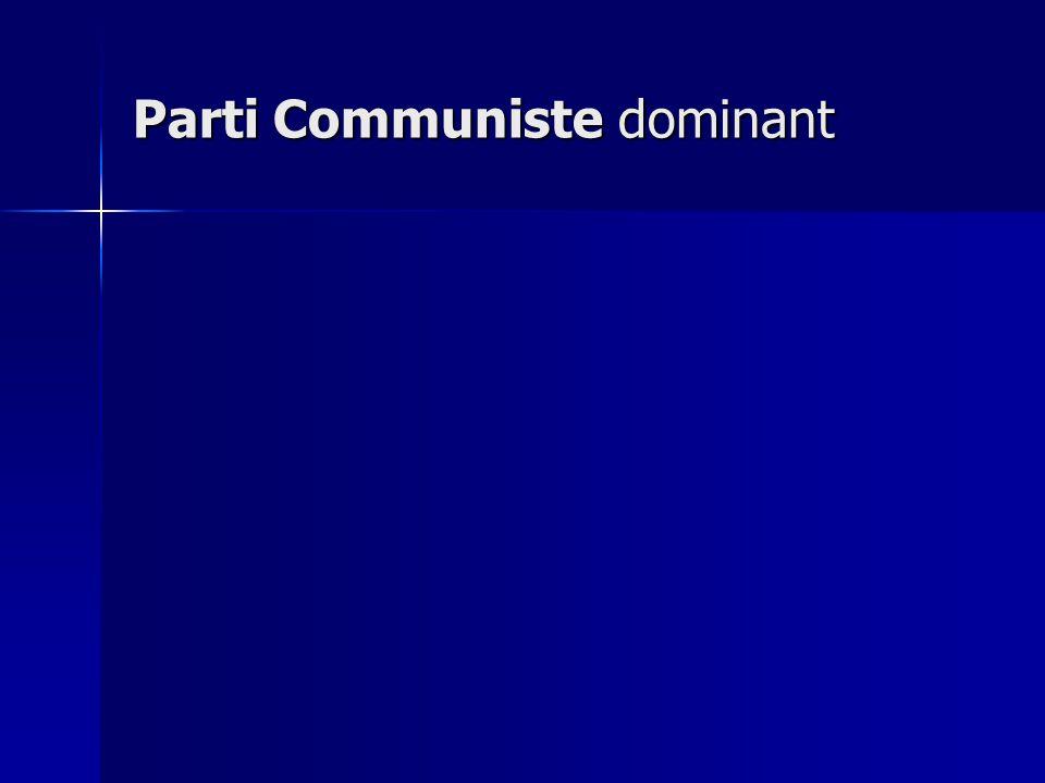 Parti Communiste dominant