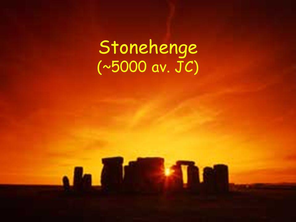 L'observation du ciel Stonehenge (~5000 av. JC)
