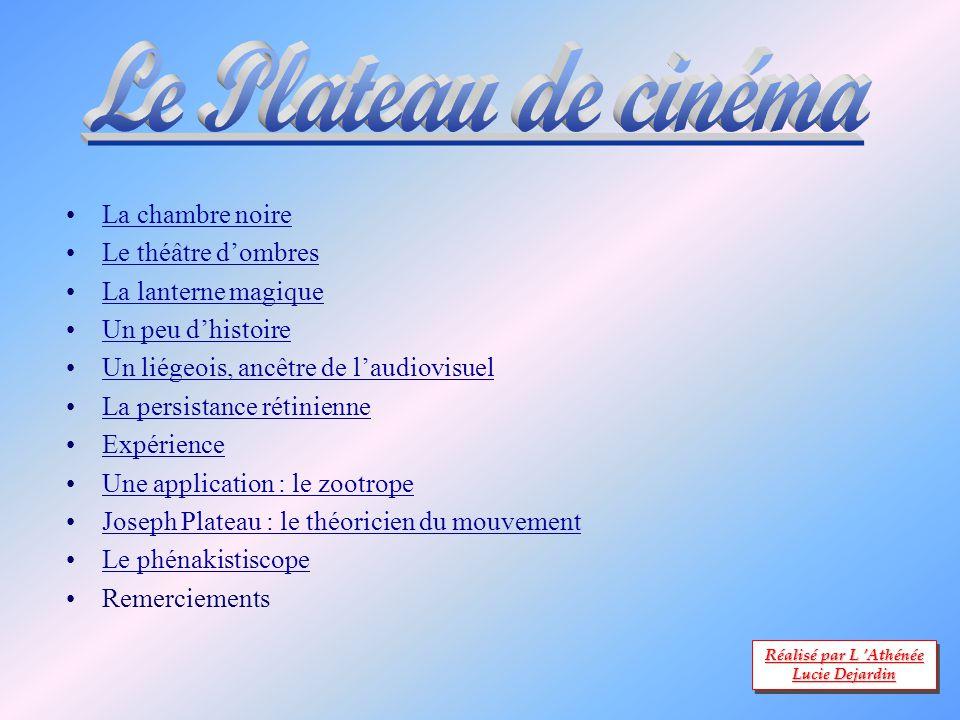 Réalisé par L 'Athénée Lucie Dejardin