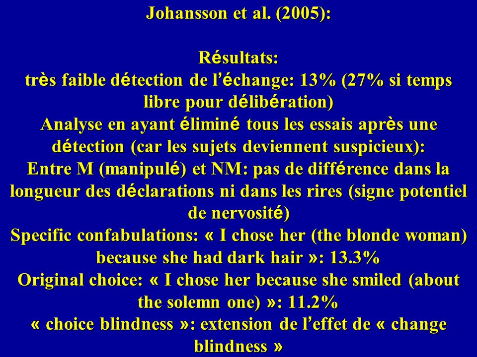 Johansson et al.