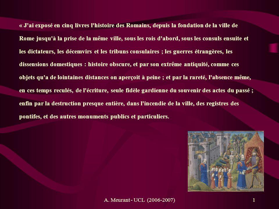 pontifes, et des autres monuments publics et particuliers.