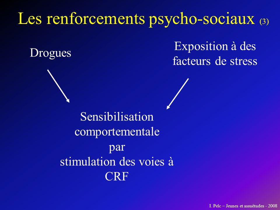 Les renforcements psycho-sociaux (3)