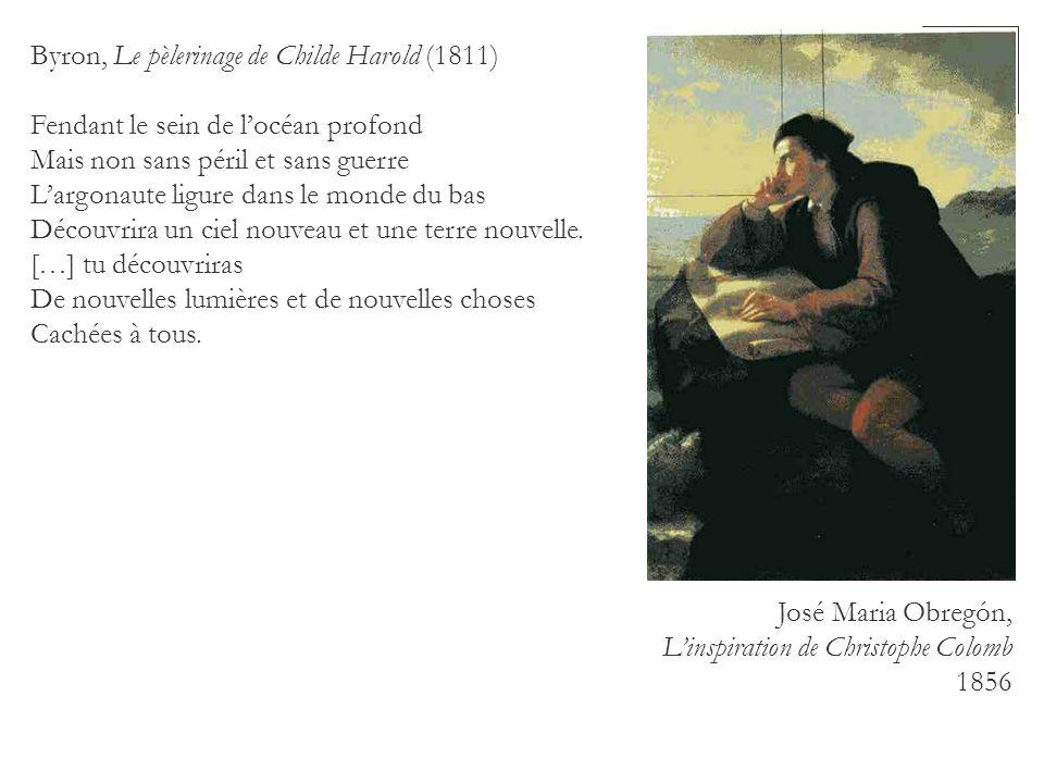2 2a Byron, Le pèlerinage de Childe Harold (1811)