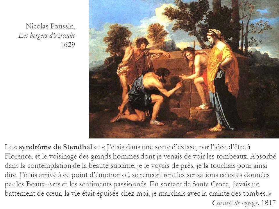 2 2a Nicolas Poussin, Les bergers d'Arcadie 1629