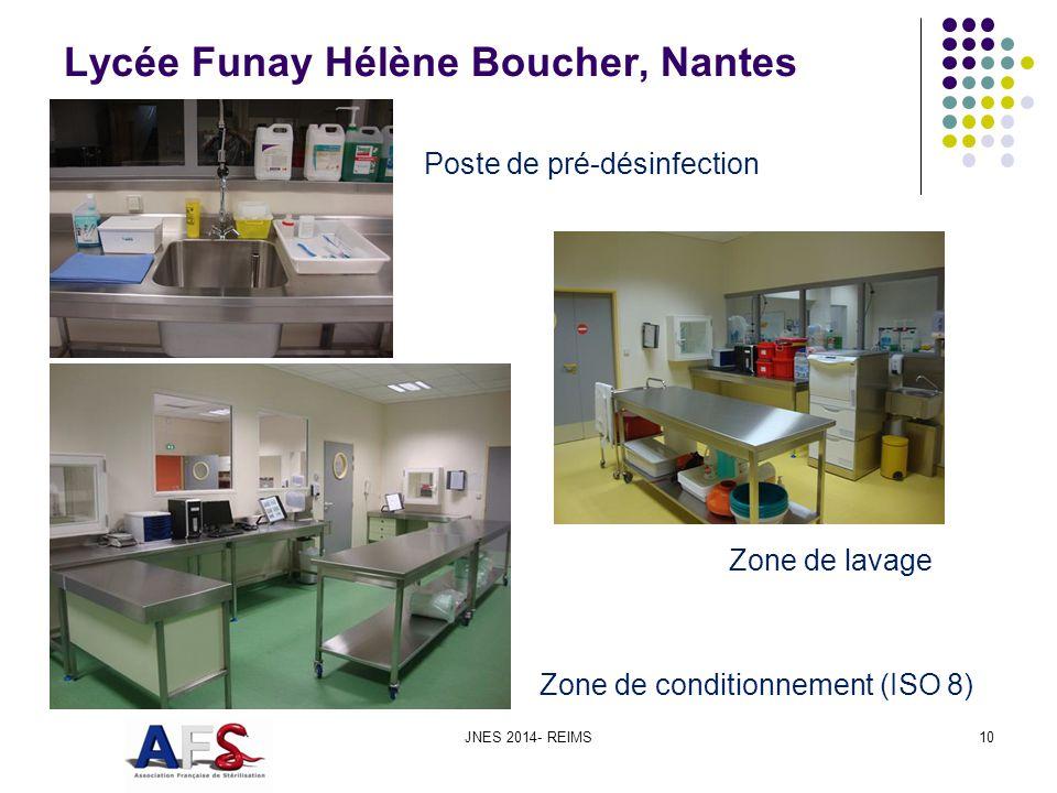 Lycée Funay Hélène Boucher, Nantes