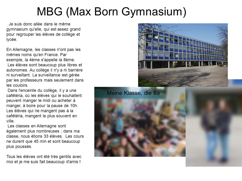 MBG (Max Born Gymnasium)