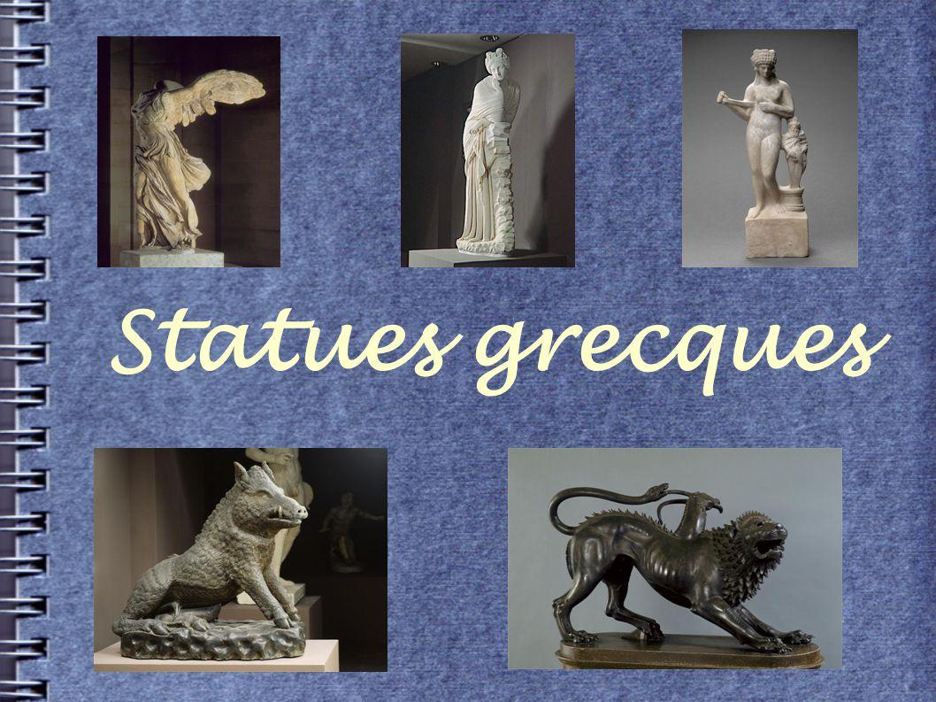 Statues grecques