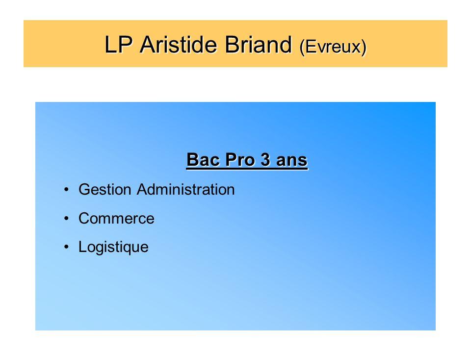 LP Aristide Briand (Evreux)