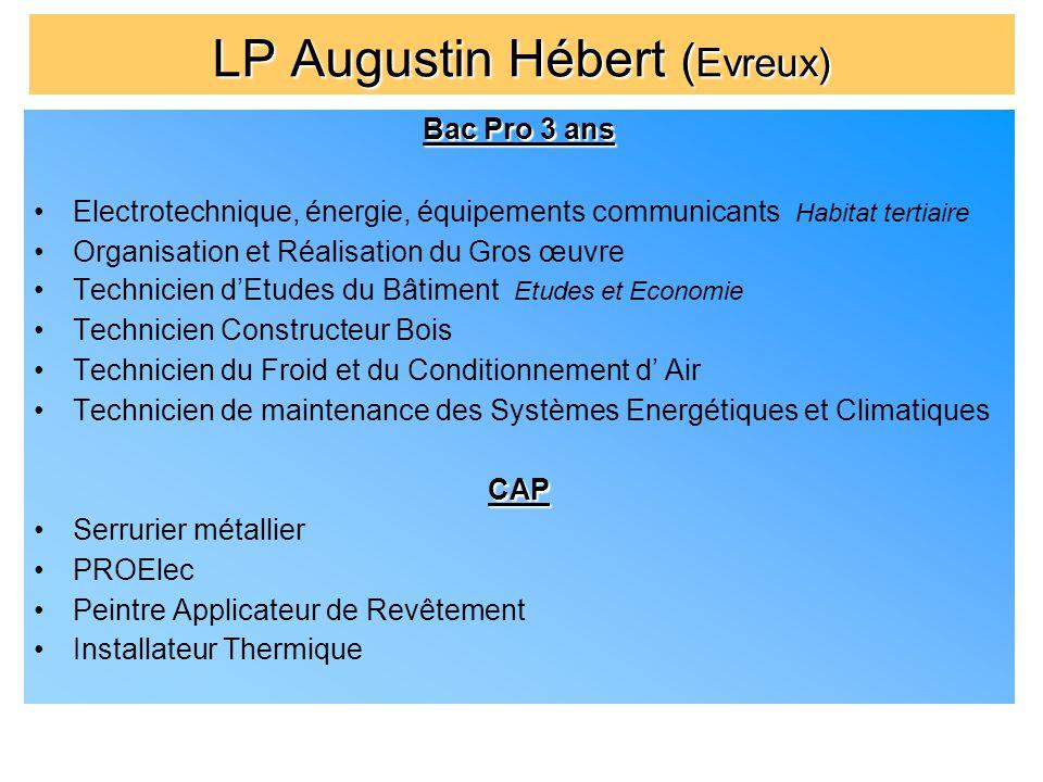 LP Augustin Hébert (Evreux)