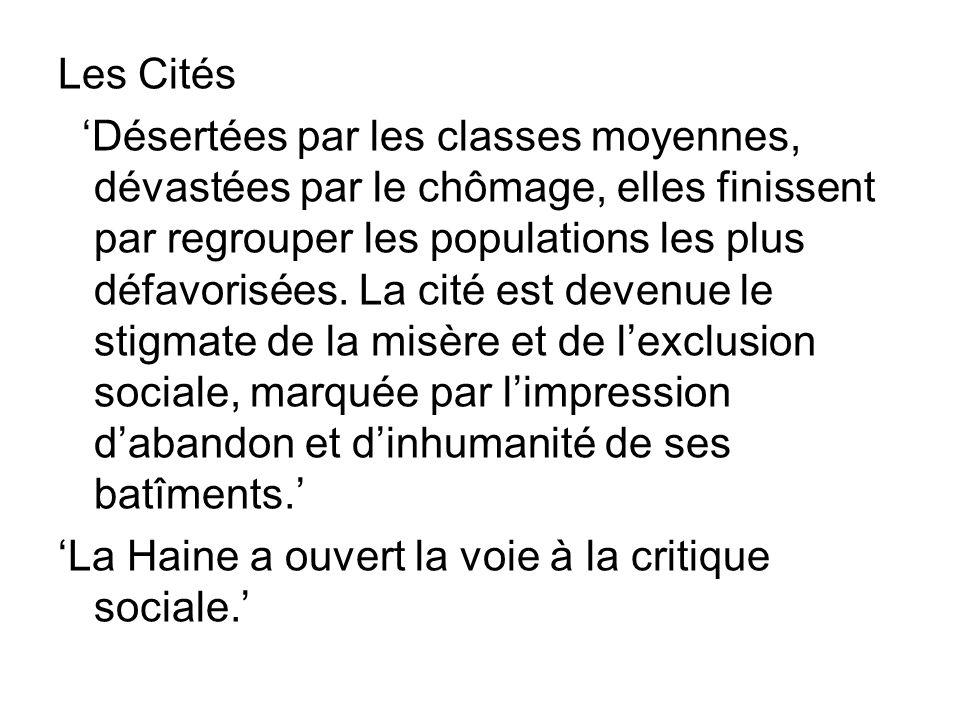 Les Cités
