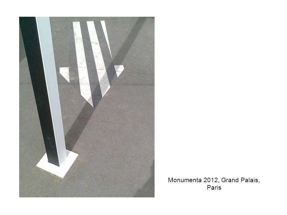 Monumenta 2012, Grand Palais, Paris