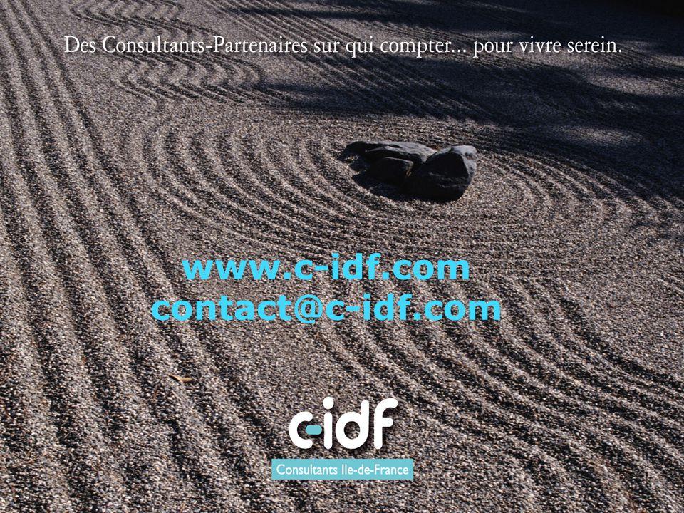 www.c-idf.com contact@c-idf.com