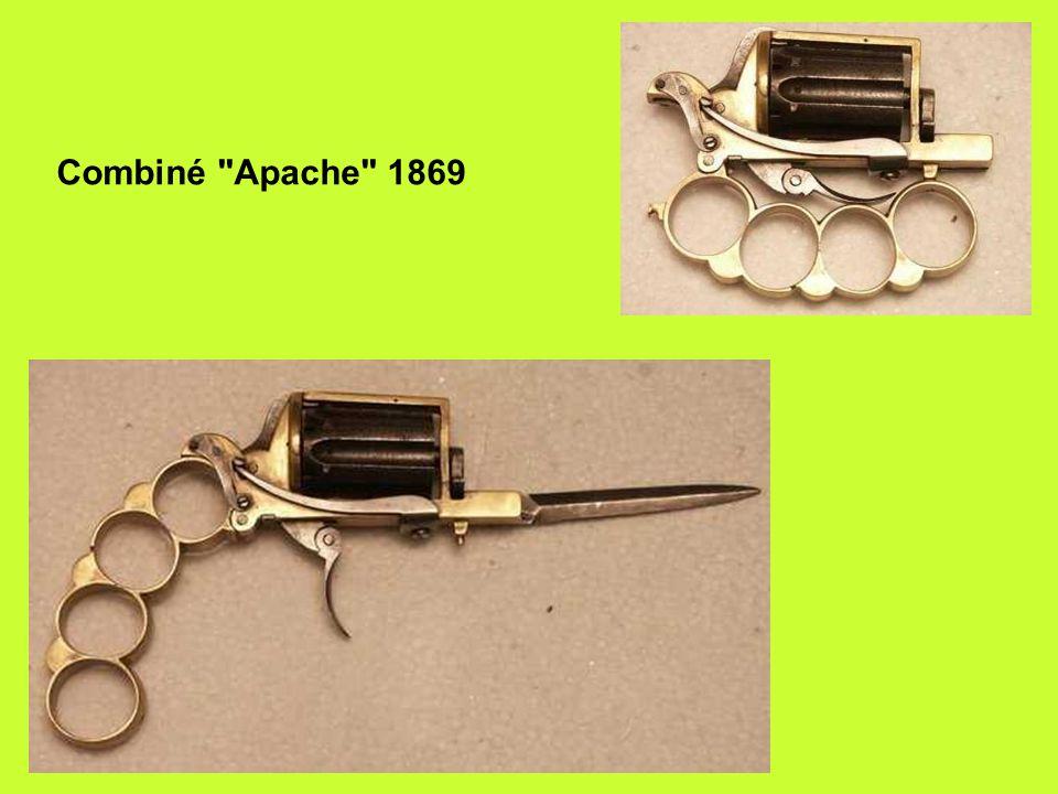 Combiné Apache 1869