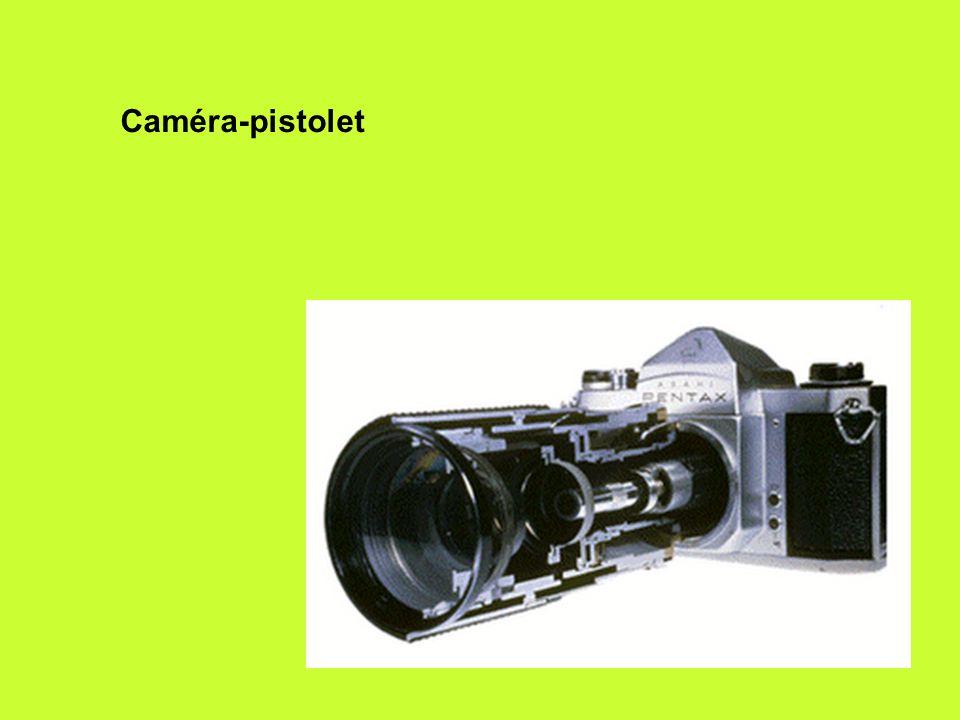 Caméra-pistolet