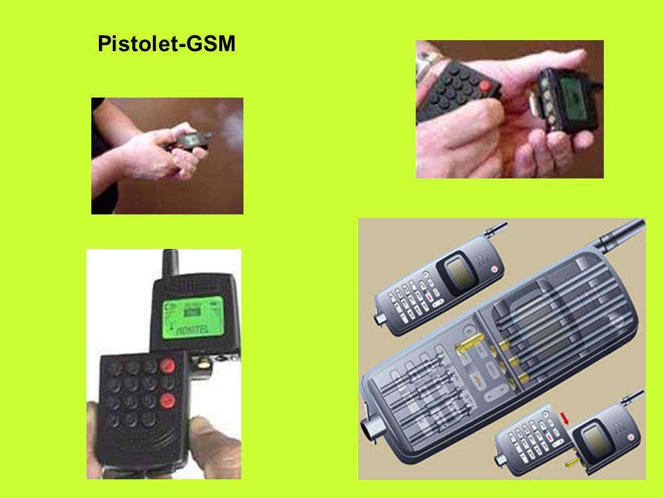 Pistolet-GSM