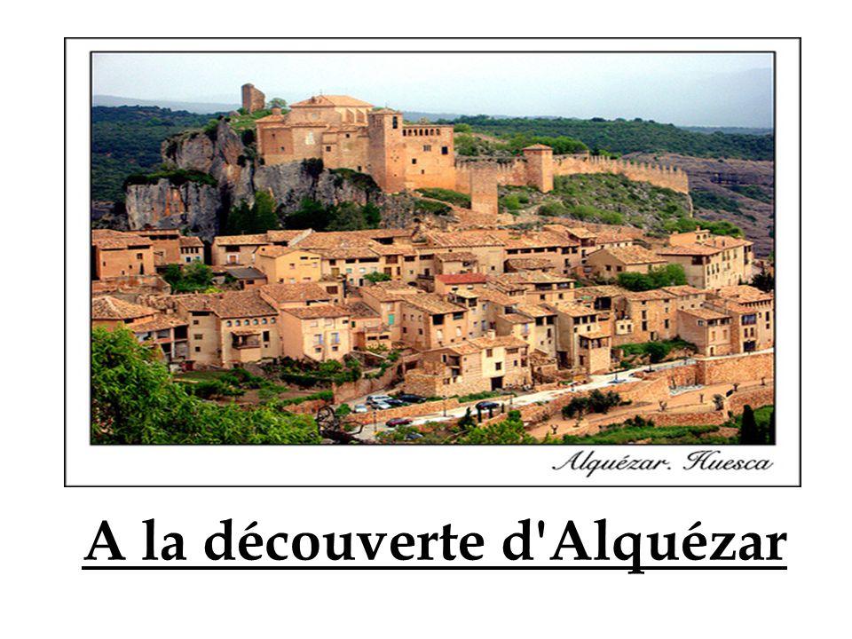 A la découverte d Alquézar