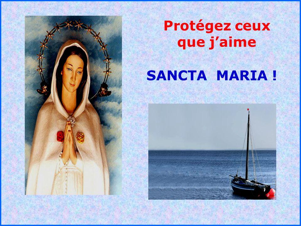 Protégez ceux que j'aime