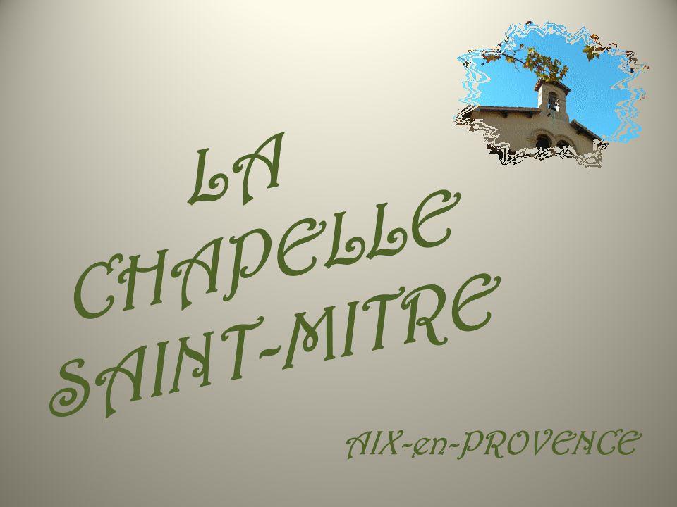LA CHAPELLE SAINT-MITRE