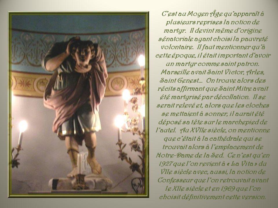 C'est au Moyen Âge qu'apparaît à plusieurs reprises la notion de martyr.