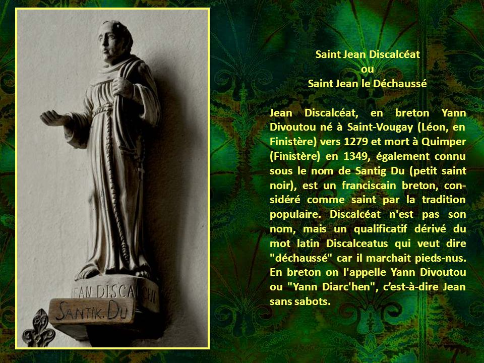 Saint Jean le Déchaussé