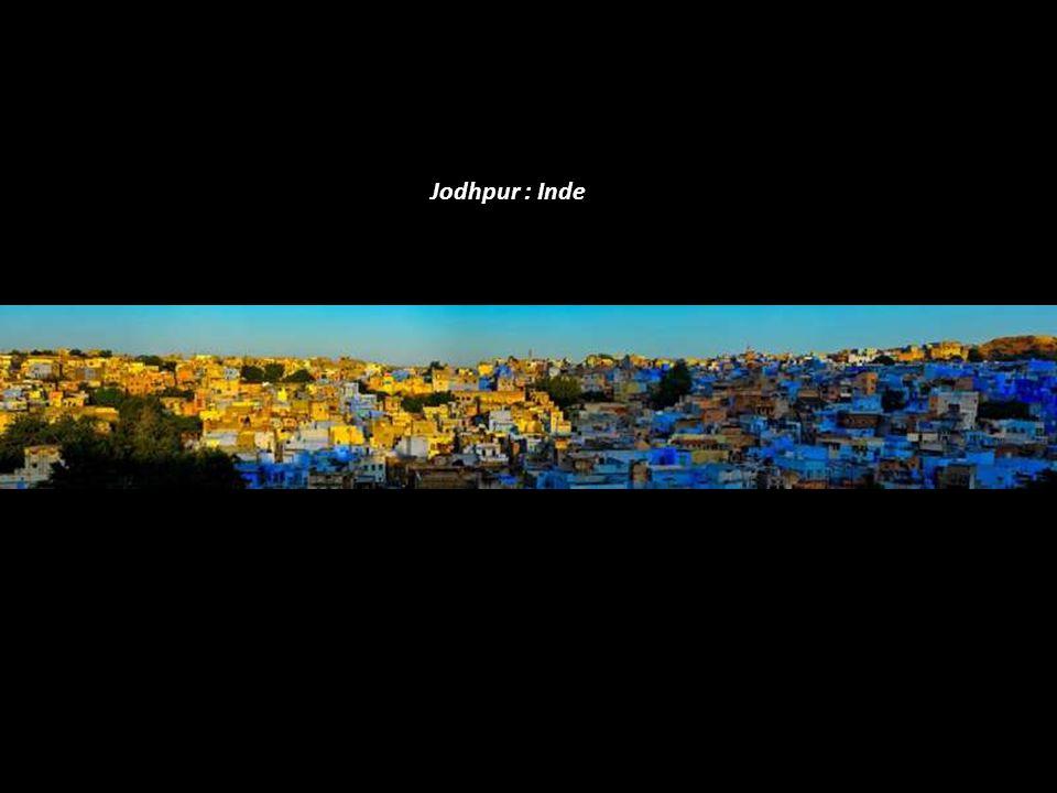 Jodhpur : Inde