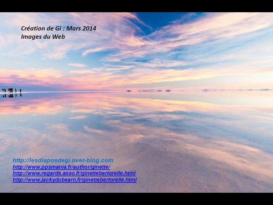 Création de Gi : Mars 2014 Images du Web