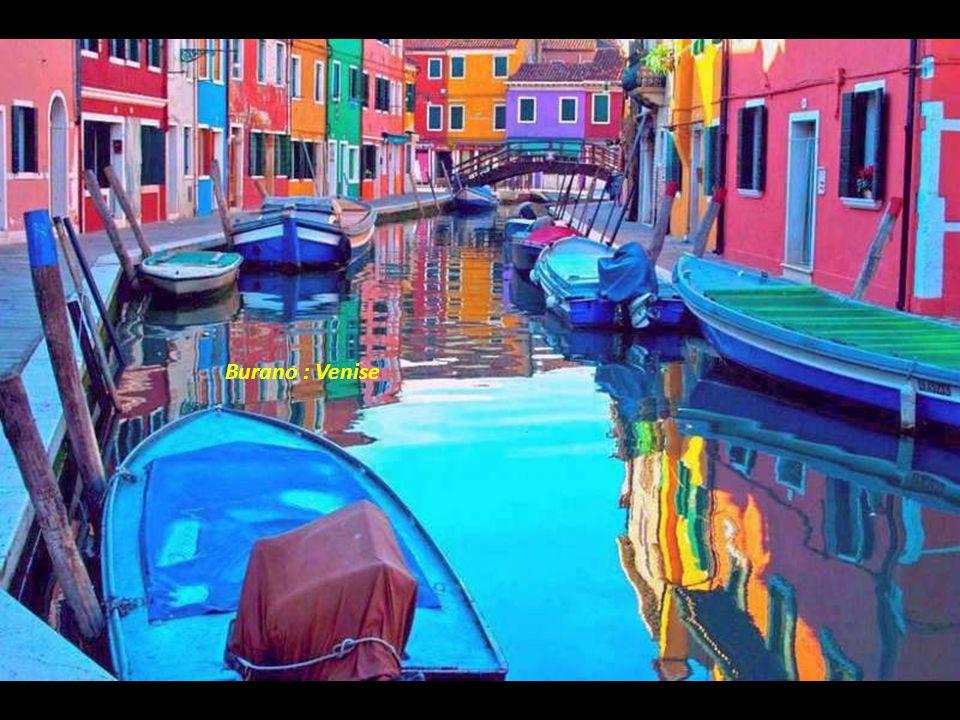 Burano : Venise