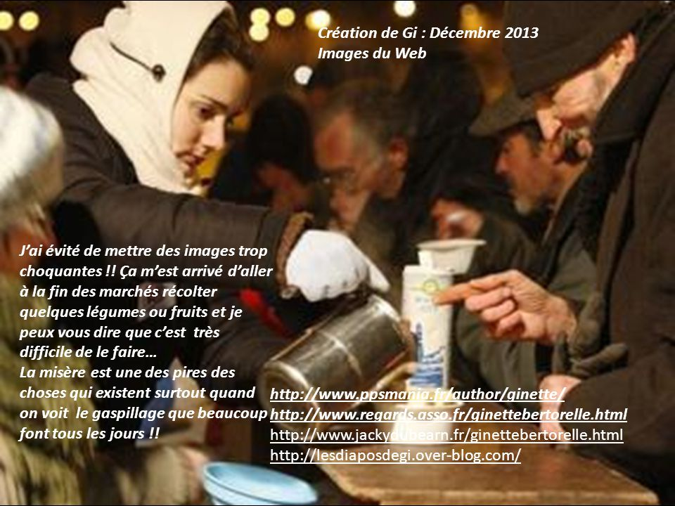Création de Gi : Décembre 2013