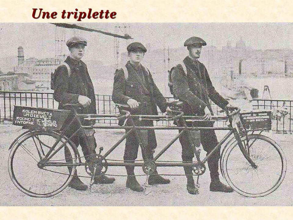 Une triplette