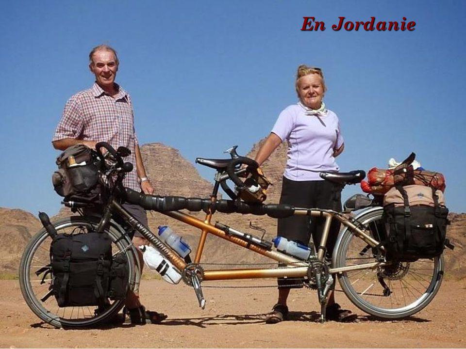 En Jordanie
