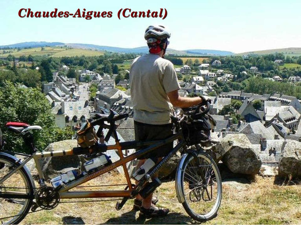 Chaudes-Aigues (Cantal)