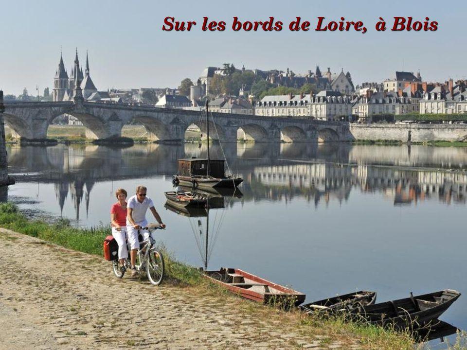 Sur les bords de Loire, à Blois
