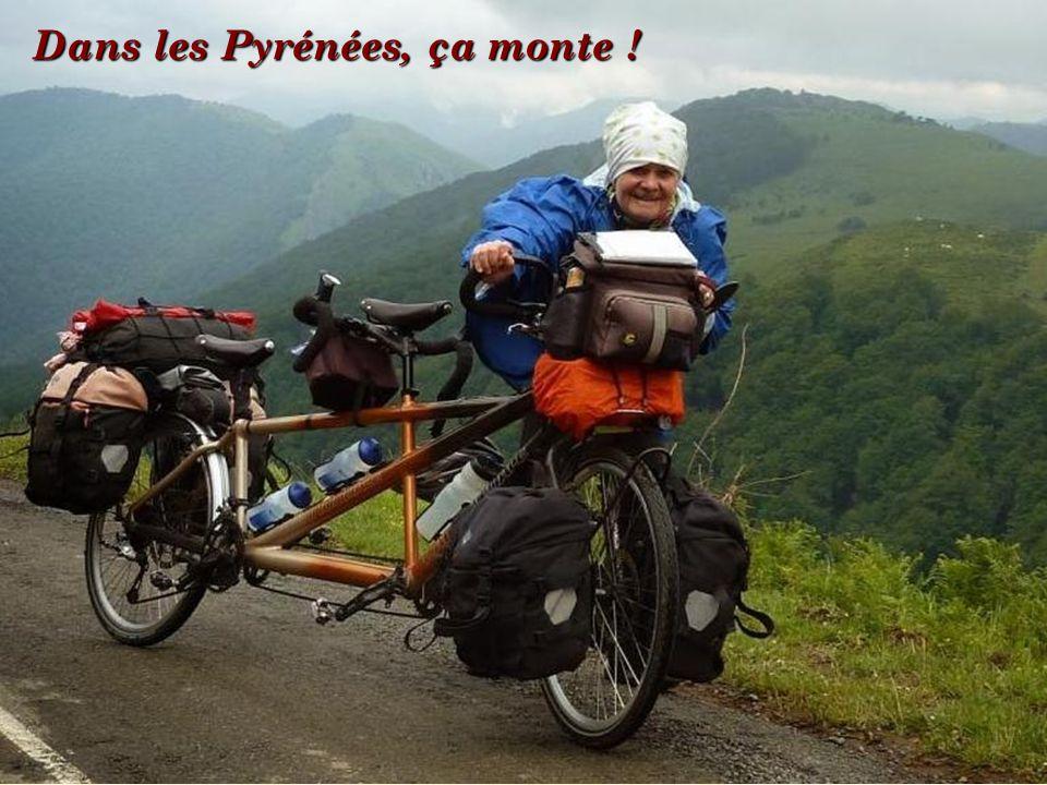 Dans les Pyrénées, ça monte !