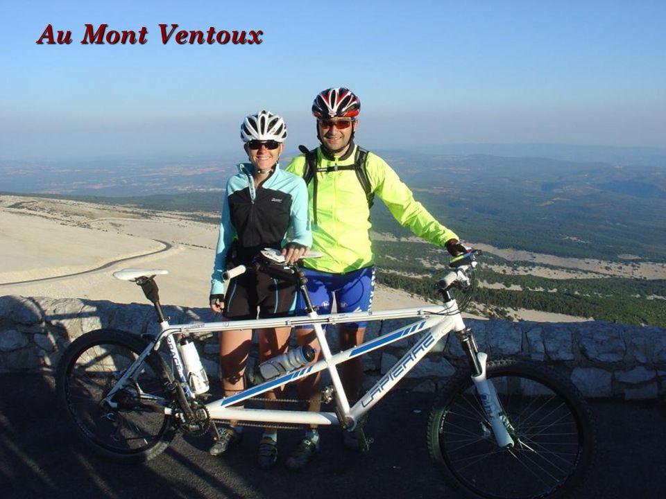 Au Mont Ventoux
