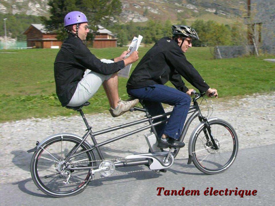 Tandem électrique