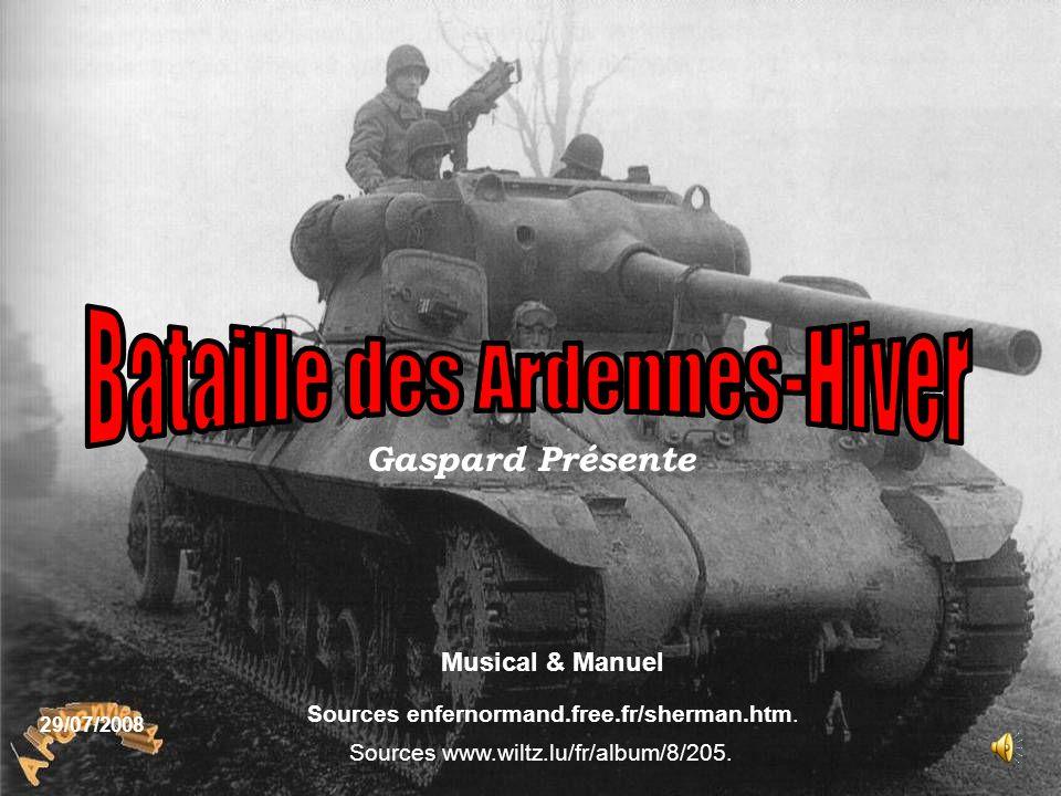 Bataille des Ardennes-Hiver