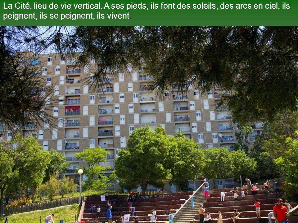 La Cité, lieu de vie vertical