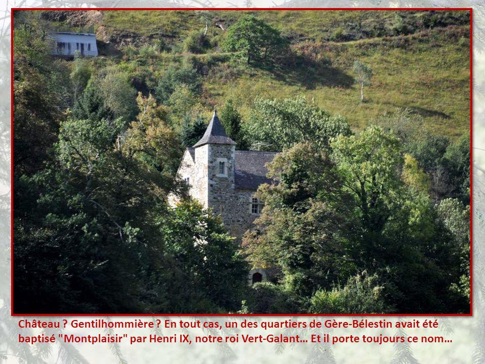 Château. Gentilhommière