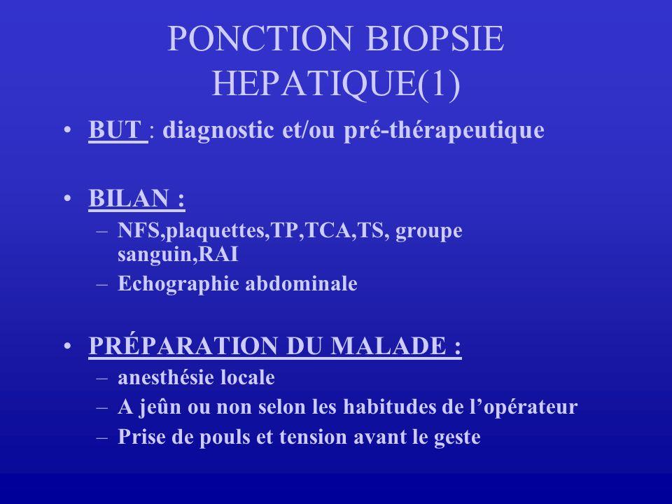 PONCTION BIOPSIE HEPATIQUE(1)