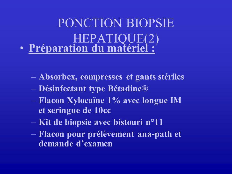 PONCTION BIOPSIE HEPATIQUE(2)