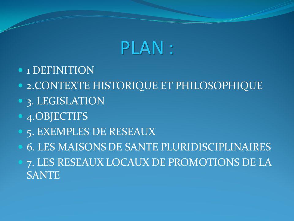 PLAN : 1 DEFINITION 2.CONTEXTE HISTORIQUE ET PHILOSOPHIQUE
