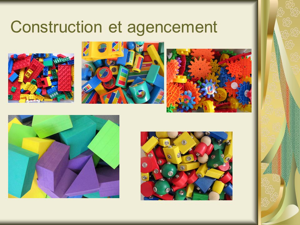 Construction et agencement