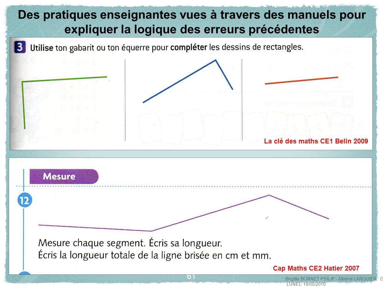 La clé des maths CE1 Belin 2009