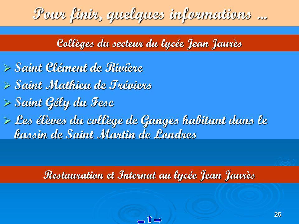 Au sommaire le lyc e polyvalent jean jaur s propose 3 voies ppt t l charger - Lycee jean jaures saint clement de riviere ...