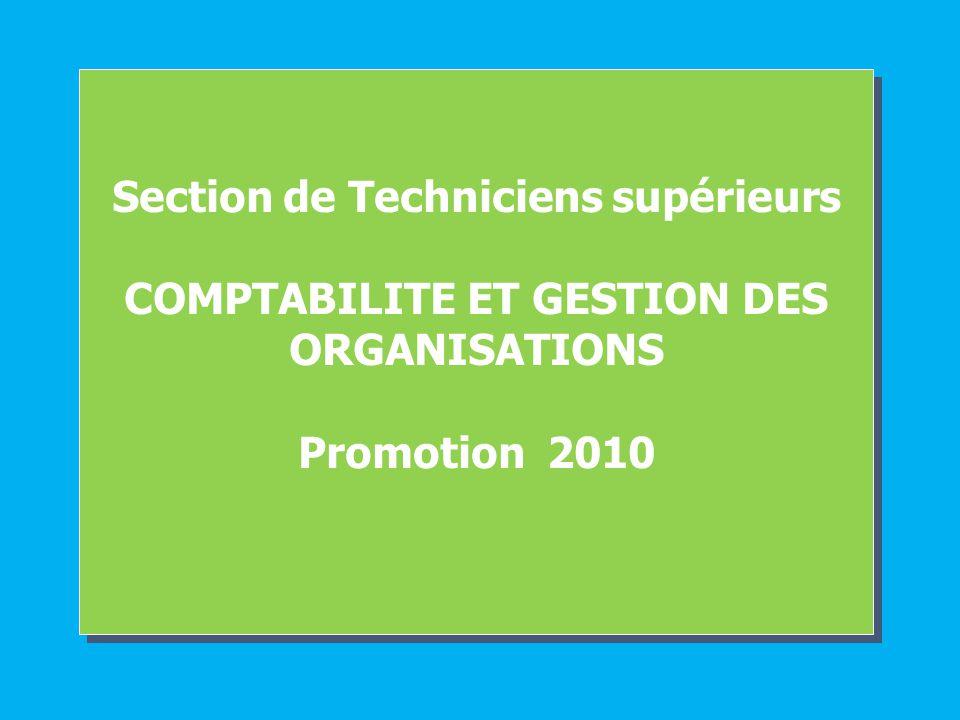 Section de Techniciens supérieurs