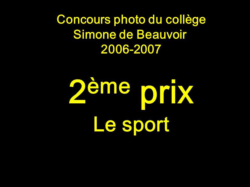 Concours photo du collège