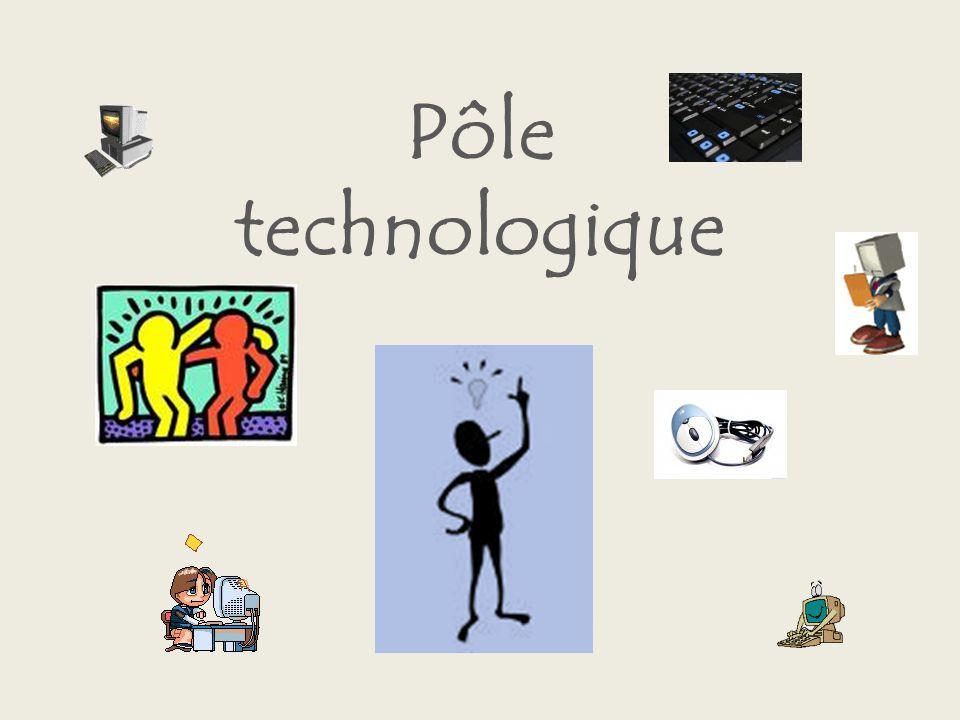 Pôle technologique