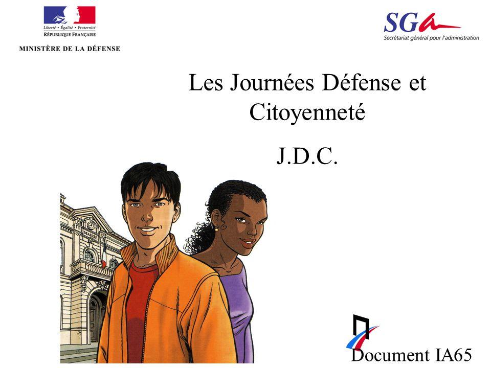 Les Journées Défense et Citoyenneté