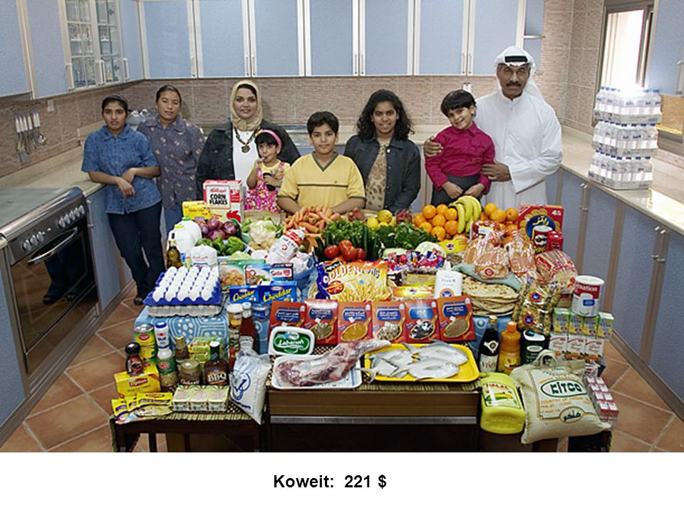 Koweit: 221 $